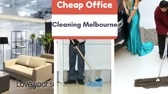 Cheap Office Cleaning Melbourne